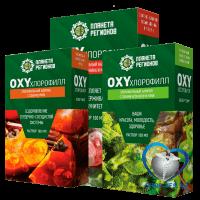 напитки OXYхлорофилл