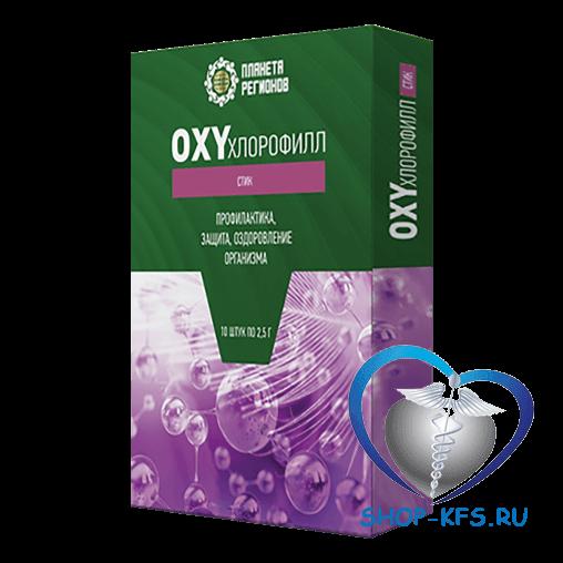 «OXYхлорофилл» стик